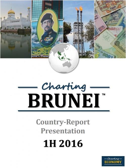Charting Brunei's Economy, 1H 2016