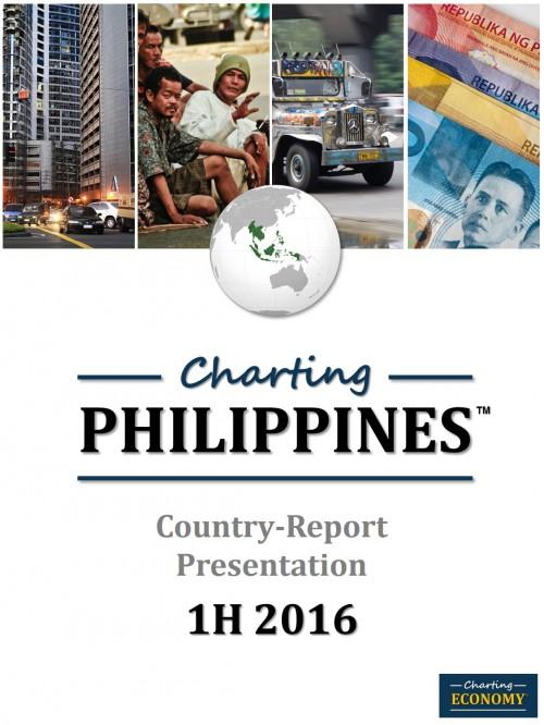 Charting Philippines Economy, 1H 2016