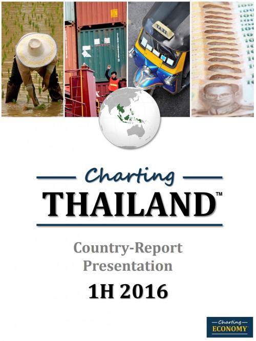 Charting Thailand's Economy, 1H 2016