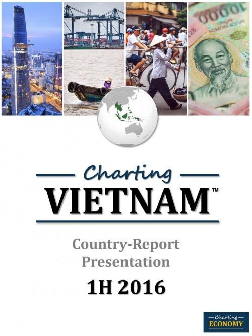 Charting Vietnam's Economy, 1H 2016
