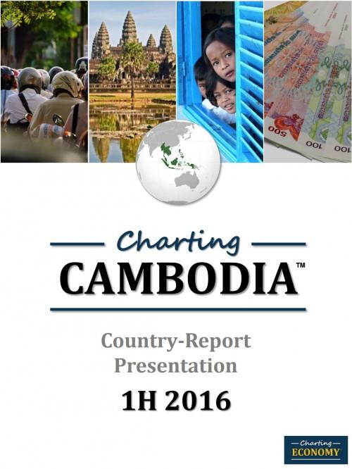 Charting Cambodia's Economy, 1H 2016