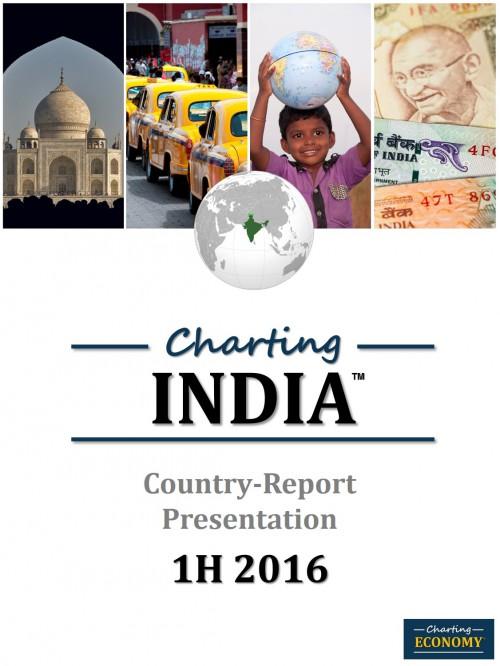 Charting India's Economy, 1H 2016